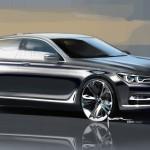 بي أم دبليو الفئة السابعة 2017 .. سيارة بقدرات خارقة جديدة