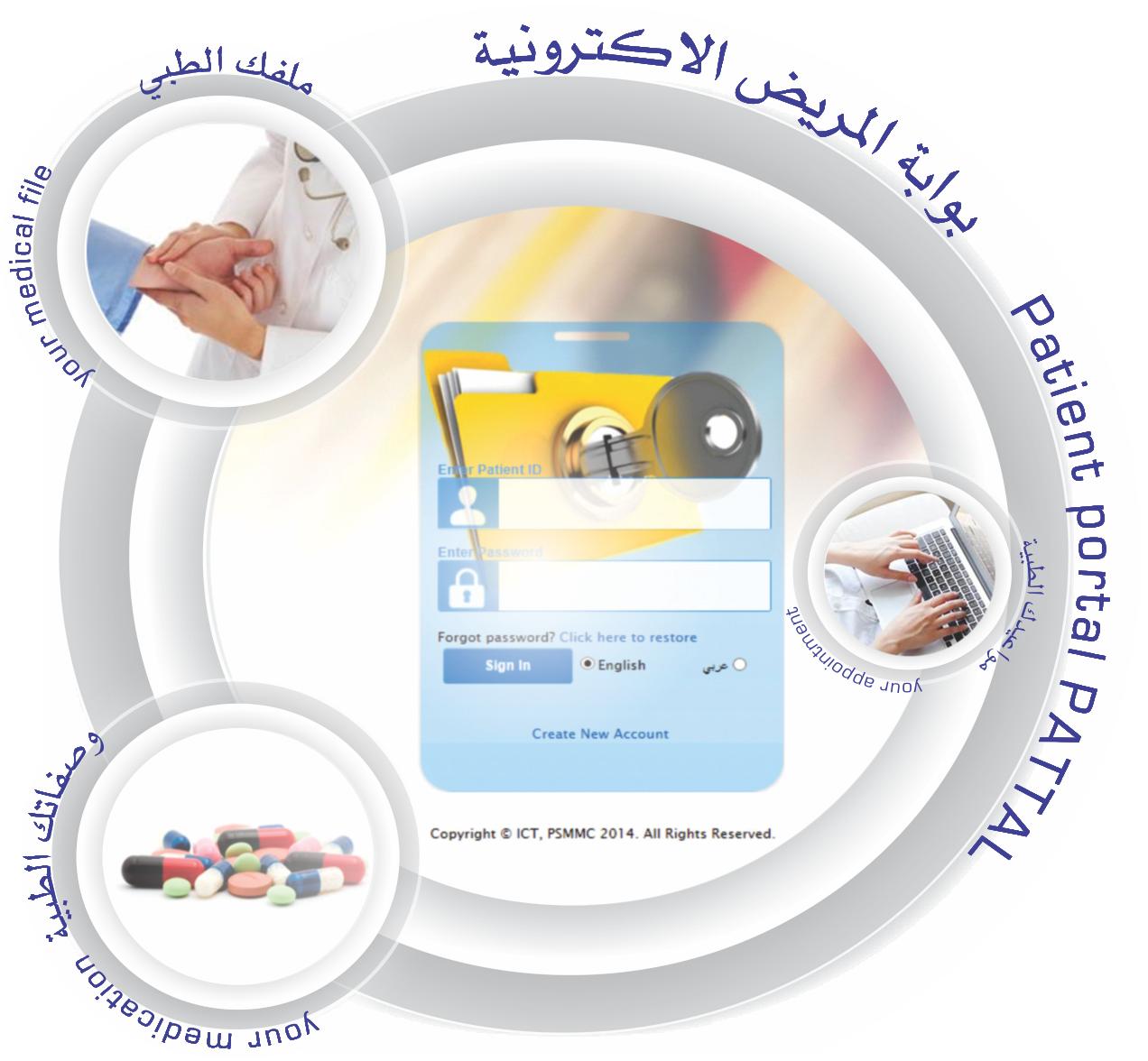 بوابة المريض الذكية وحجز المواعيد الكترونيا بالامارات مقالات