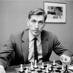 بوبي فيشر ... بطل الشطرنج الأمريكي الصغير