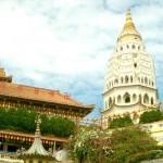 معبد كيك لوك سي في بينانج