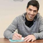 تفاصيل عقد انتقال لويس سواريز الى برشلونة