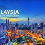 أهم المعلومات التي يجب معرفتها قبل زيارة ماليزيا