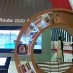 « طرق دبي » تطلق مكتبة على شكل مترو