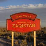 اغرب الاشياء : فنان امريكي اشتري قطعة ارض و اسس دولة زاكستان