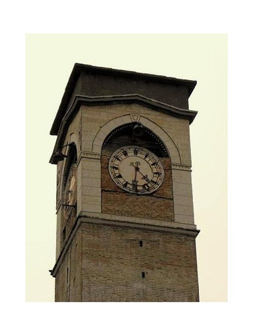 برج الساعة اضنة تركيا