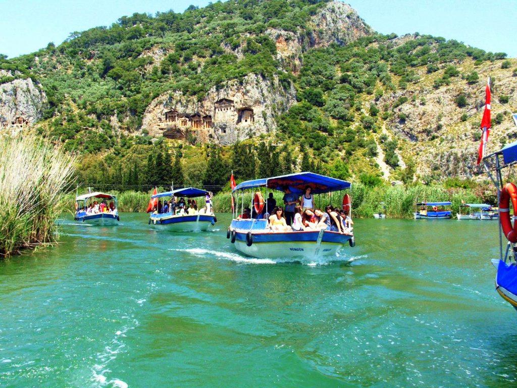 نتيجة بحث الصور عن منطقة داليان مرمريس تركيا