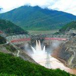 سد شياو وان ... The Xiaowan Dam