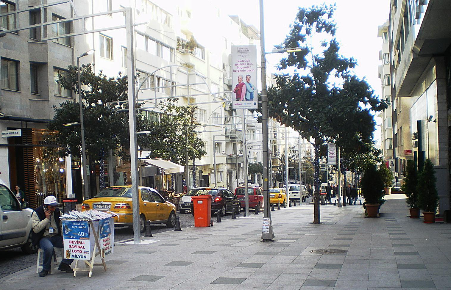 شارع عبدي ايبكجي