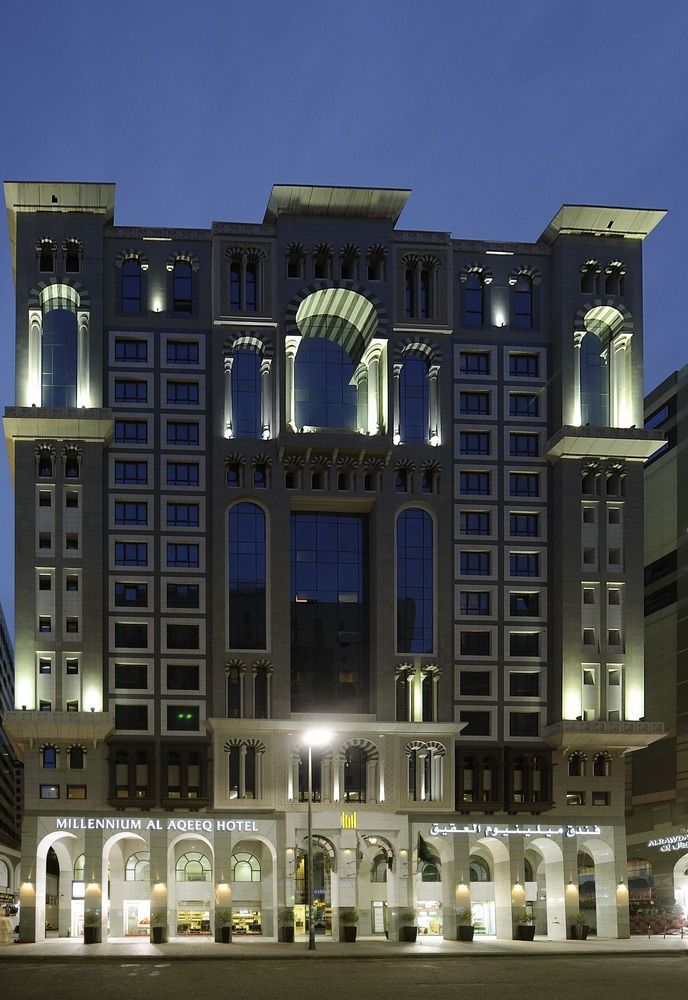 فندق ميلينيوم العقيق بالمدينة المنورة
