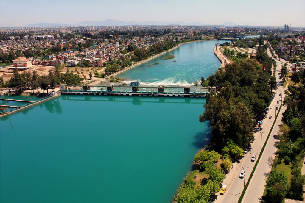 نهر سييهان تركيا