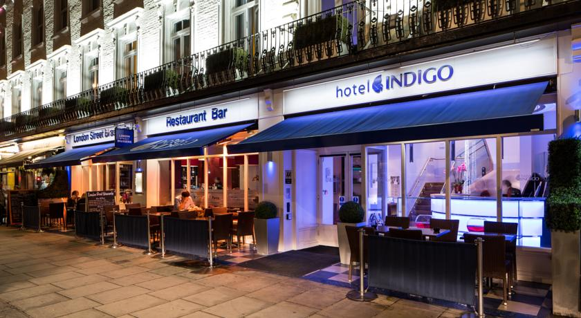 ‪هوتل إنديجو لندن - بادينجتون‬ Hotel Indigo London-Paddington