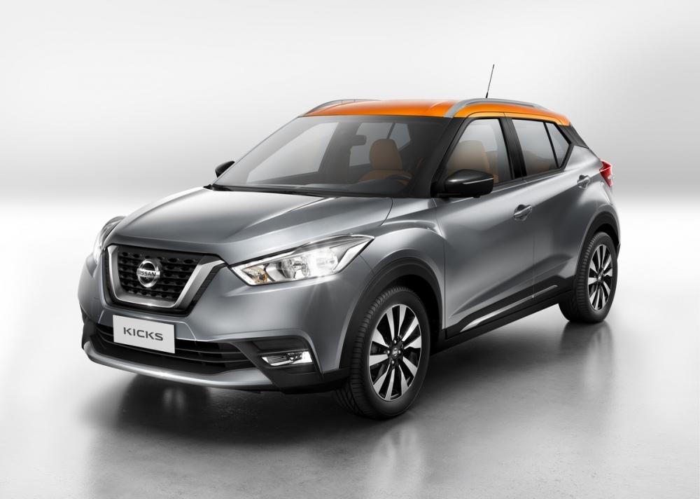 2017 Nissan Kicks