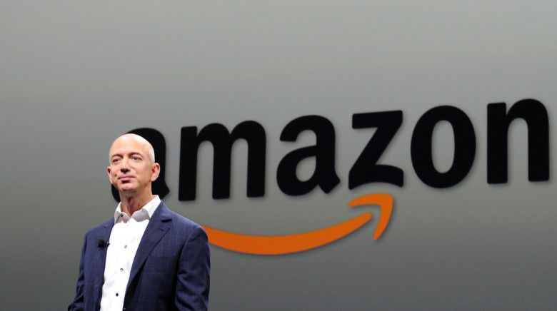 5. Jeff Bezos (Net Worth – $52.9 billion)