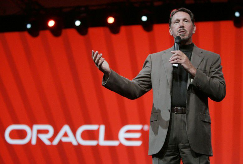 6. Larry Ellison (Net Worth – $49.4 billion)