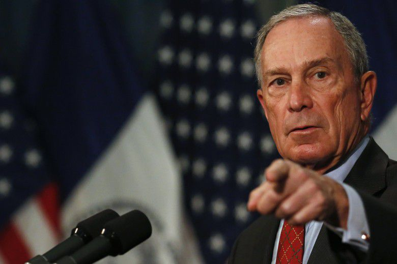 8. Michael Bloomberg (Net Worth – $43.1 billion)