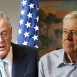 9. David Koch ($42.9 billion) and  Charles Koch ($42.9 billion) - 345662