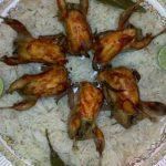 طريقة طبخ طيور السمان بالصور
