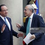 Francois Hollande and Jose Angel Gurria - 340511