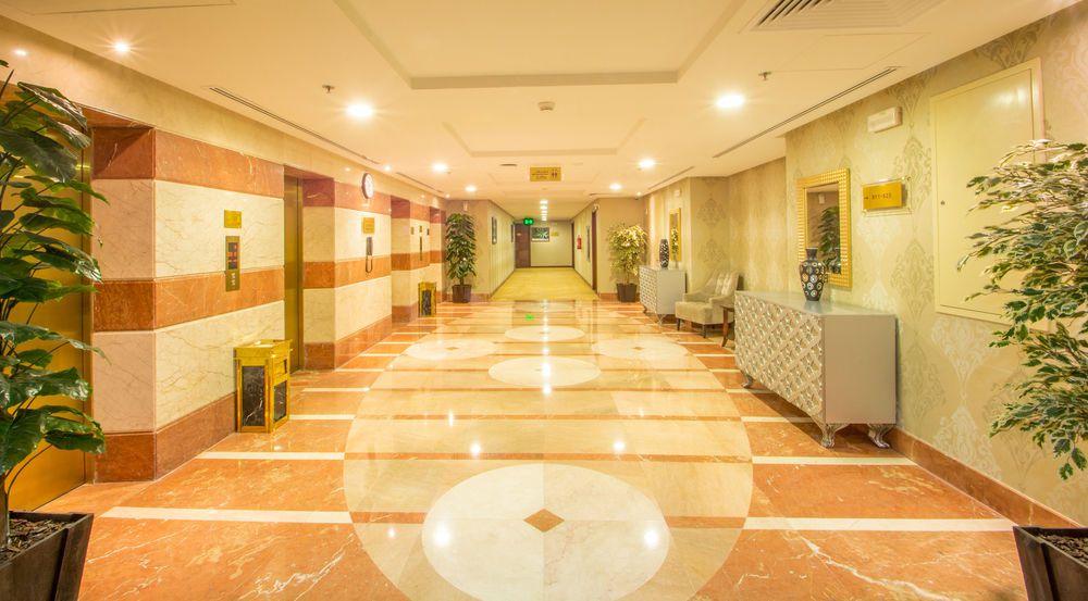 مدخل فندق ميلينيوم العقيق بالمدينة المنورة