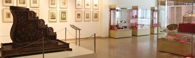 , قسم المورثات العثمانيةويضم العديد من القطع الأثرية من الدولة