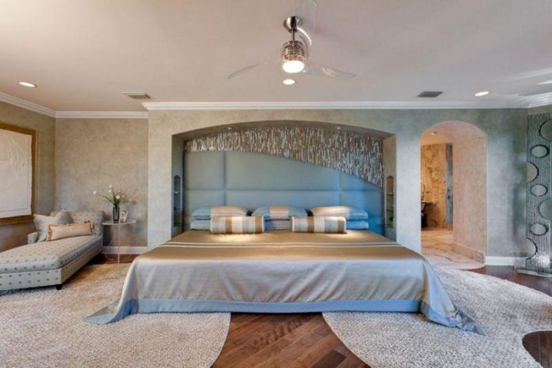 أحدث ديكورات غرف النوم العالمية المرسال