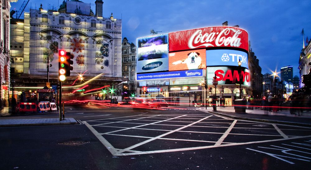 London's most popular tourist destinations