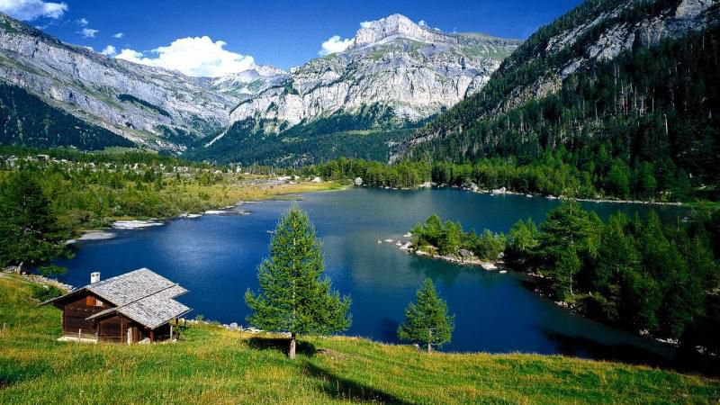 ترتيب دول العالم من حيث دخل الفرد Switzerland-is-widely-known-as-the-paradise-on-the-earth
