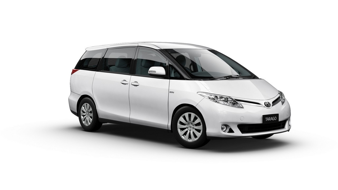 Toyota Previa 2016 Html Autos Post
