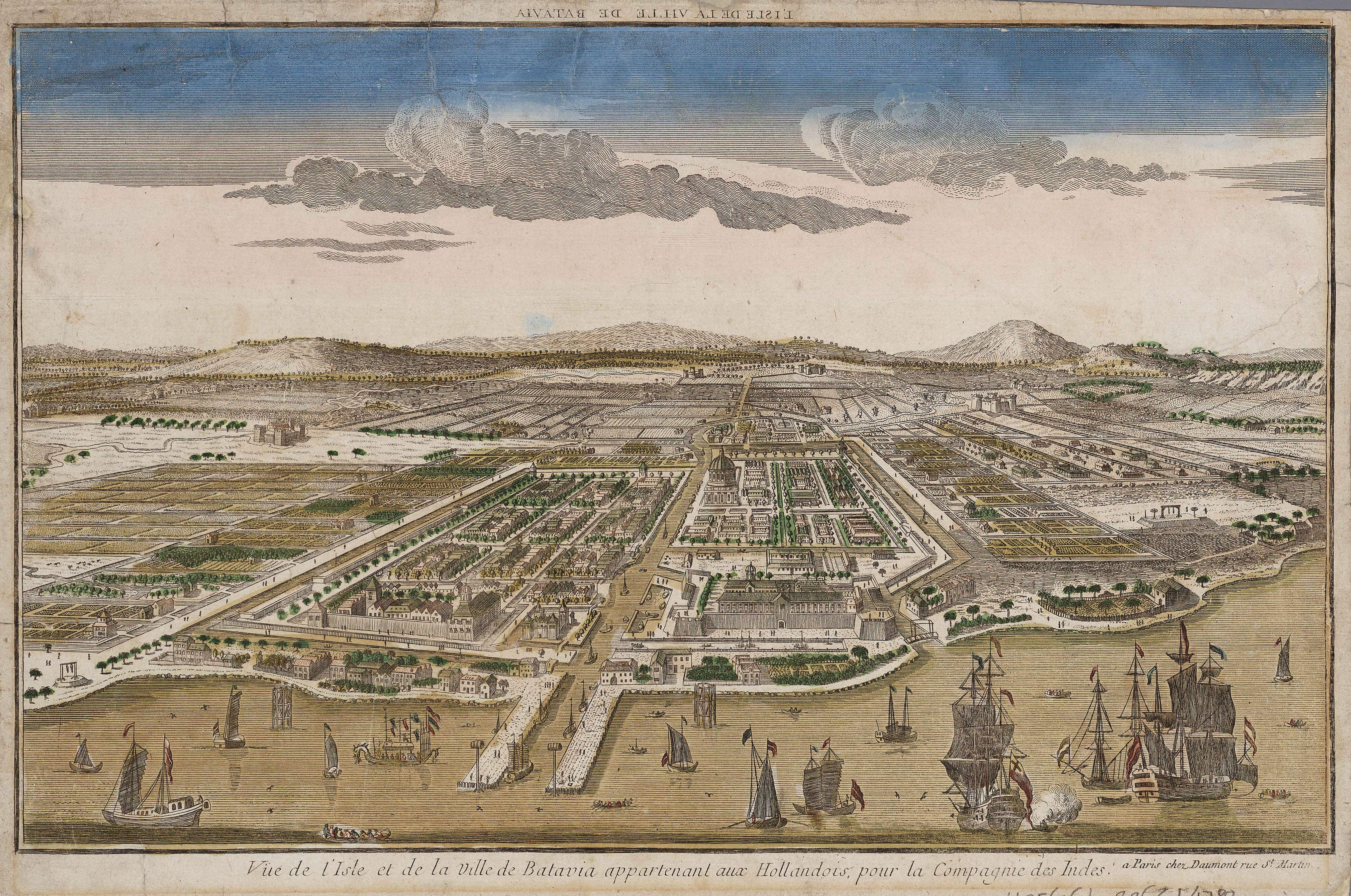 مدينة  ( باتافيا القديمة ) .. اهم المدن السياحية