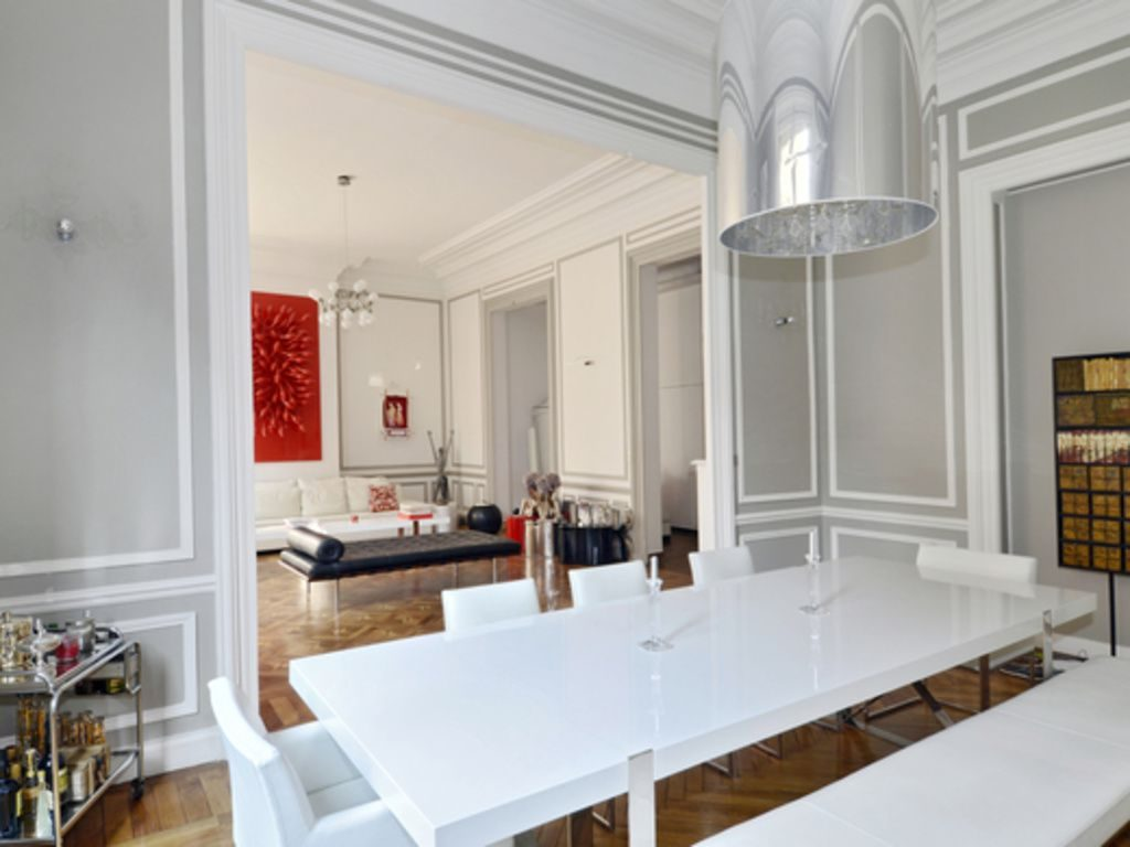 appartement de Messi à Paris