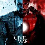 """الفيلم الأمريكي المنتقم الأول 3 """" Captain America: Civil War"""""""