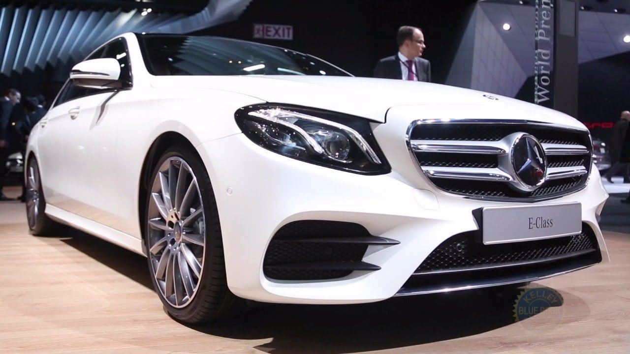 انظمة الامان والسلامة للسيارات اي كلاس 2017