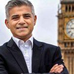 """"""" صادق خان """" هل يصبح أوّل رئيس وزراء مسلم لبريطانيا ؟"""