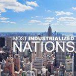 الدول الصناعية الكبرى في العالم