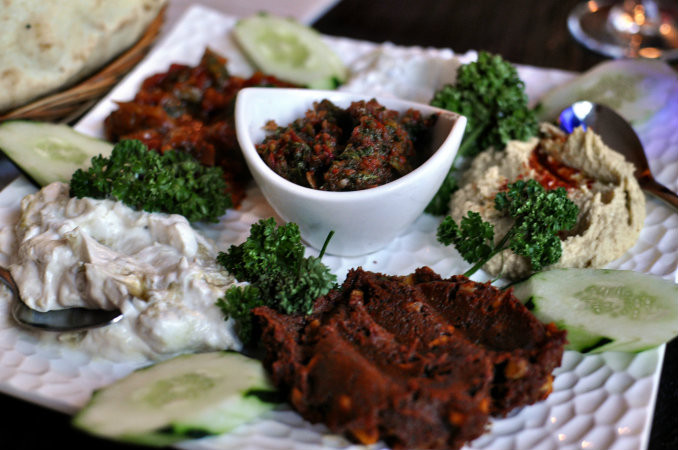 for 1453 ottoman mediterranean cuisine