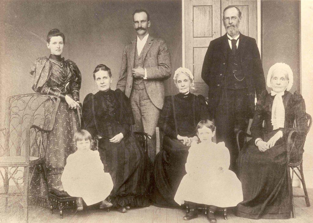 La famille Dupont