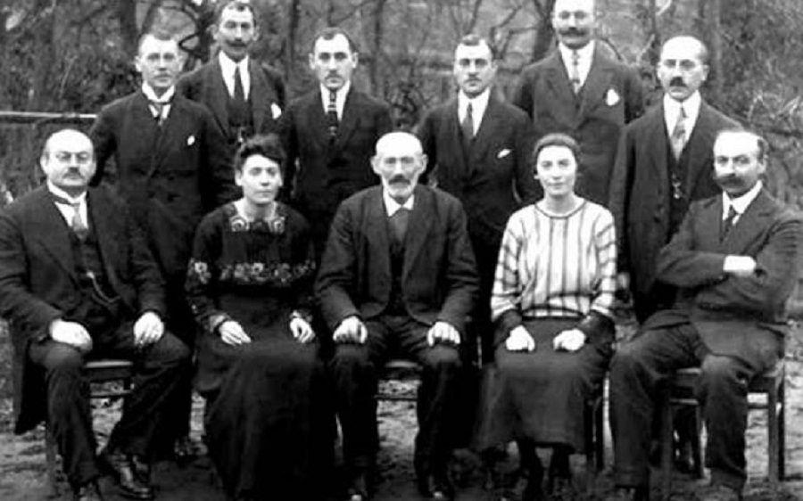 La famille Rothschild