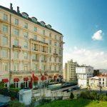 """افخم الفنادق في مدينة أسطنبول """" فندق بيرا بالاس الجميرا """""""