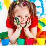 اعراض عمى الألوان عند الطفل