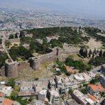 قلعة كاديفيكالي روعة العمارة في ازمير