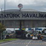 شاهد لحظة وقوع الانفجار في مطار اسطنبول