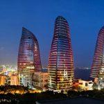 معلومات عن اذربيجان وحدودها الدولية وتاريخها