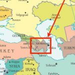 موقع اذربيجان على الخريطة - 351614