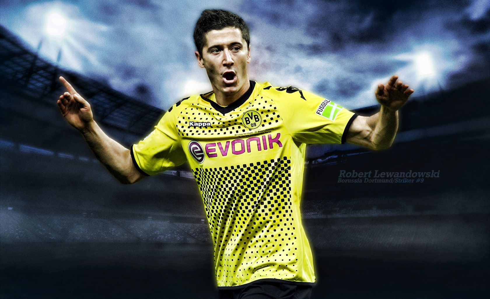 5. ROBERT LEWANDOWSKI-