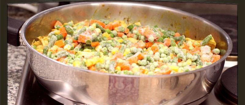 الدجاج بالباشميل وصفة أروع Add-Vegetables.jpg