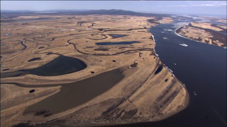Amur River,
