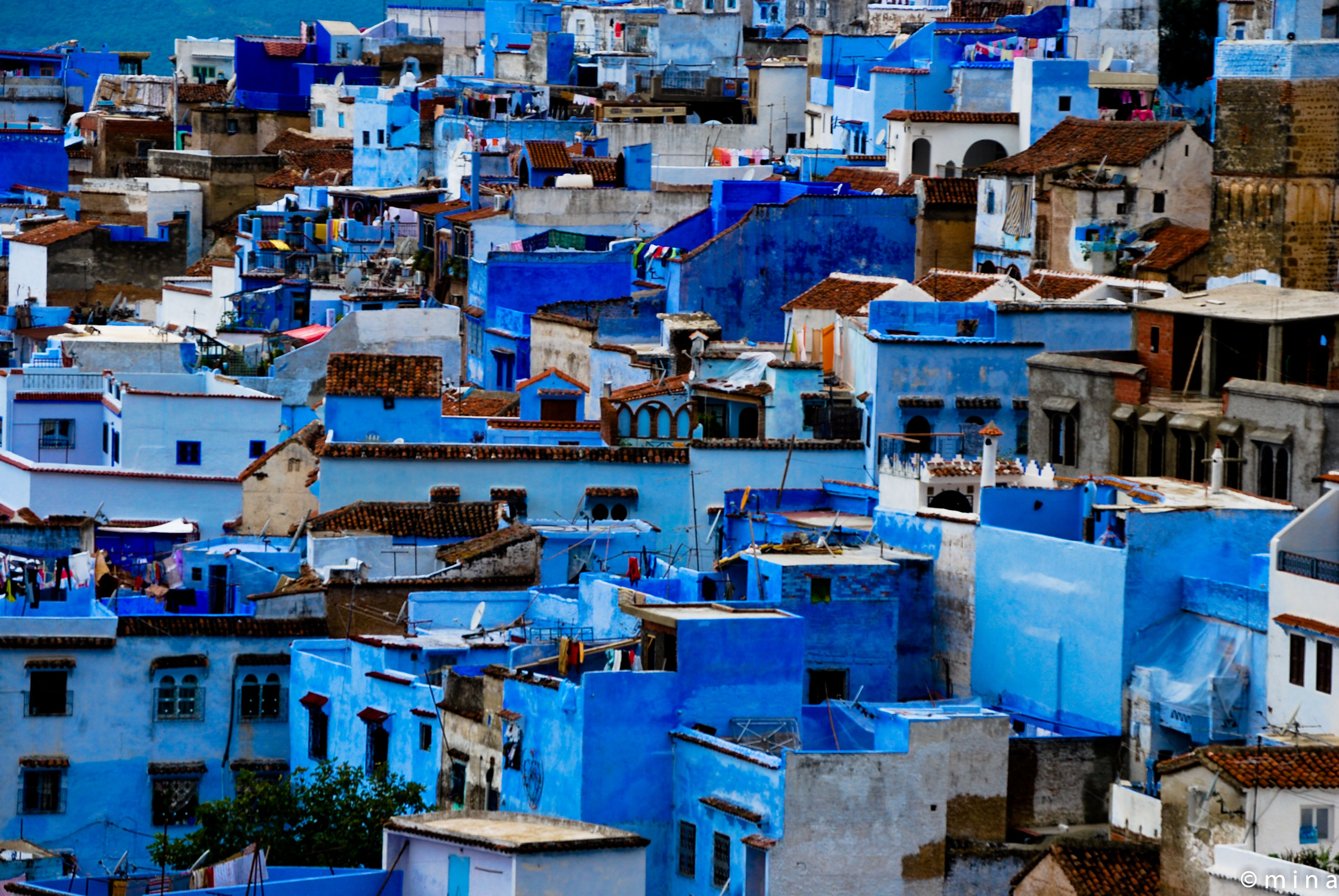 Chefchaouen is undoubtedly
