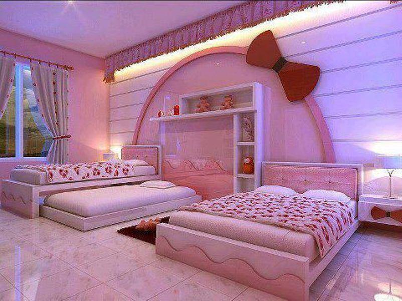 ديكورات غرف نوم المراهقات في 2016 | المرسال