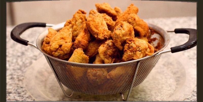 بافللو أجنحة الدجاج بصوص الباربيكيو Filter-Chicken-Wings