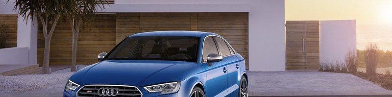 Audi S3 2017 Sedan .. سيارة سيدان بتصميم رياضي | المرسال